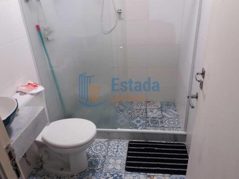 Banheiro social - Kitnet/Conjugado 45m² à venda Copacabana, Rio de Janeiro - R$ 315.000 - ESKI10063 - 21