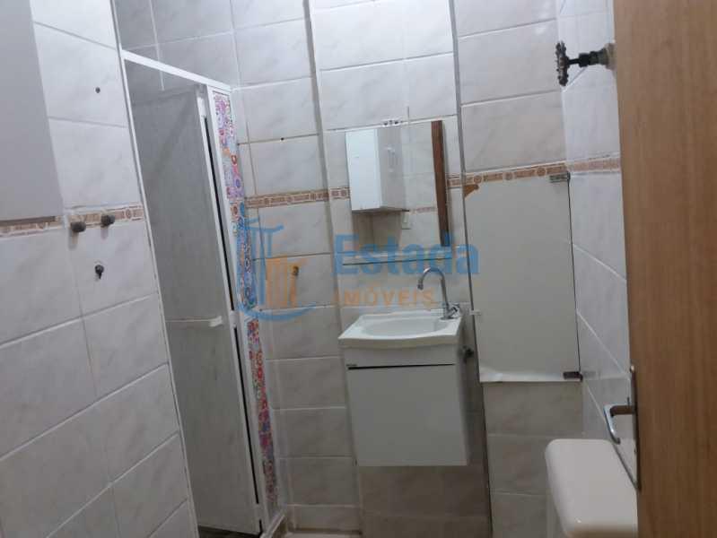 Banheiro - Kitnet/Conjugado 42m² à venda Copacabana, Rio de Janeiro - R$ 380.000 - ESKI10065 - 12