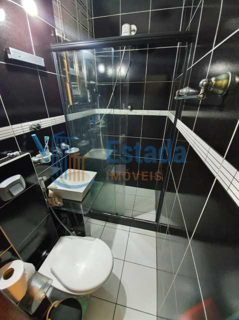 Banheiro - Kitnet/Conjugado 30m² à venda Copacabana, Rio de Janeiro - R$ 330.000 - ESKI00037 - 5