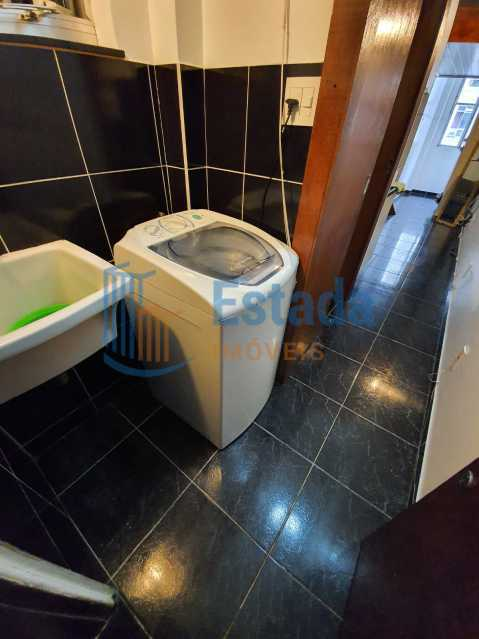 Entrada para maquina  - Kitnet/Conjugado 30m² à venda Copacabana, Rio de Janeiro - R$ 330.000 - ESKI00037 - 7