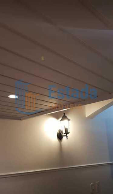 Teto - Kitnet/Conjugado 30m² à venda Copacabana, Rio de Janeiro - R$ 330.000 - ESKI00037 - 12