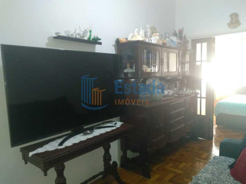 Sala - Apartamento 2 quartos à venda Copacabana, Rio de Janeiro - R$ 595.000 - ESAP20400 - 1