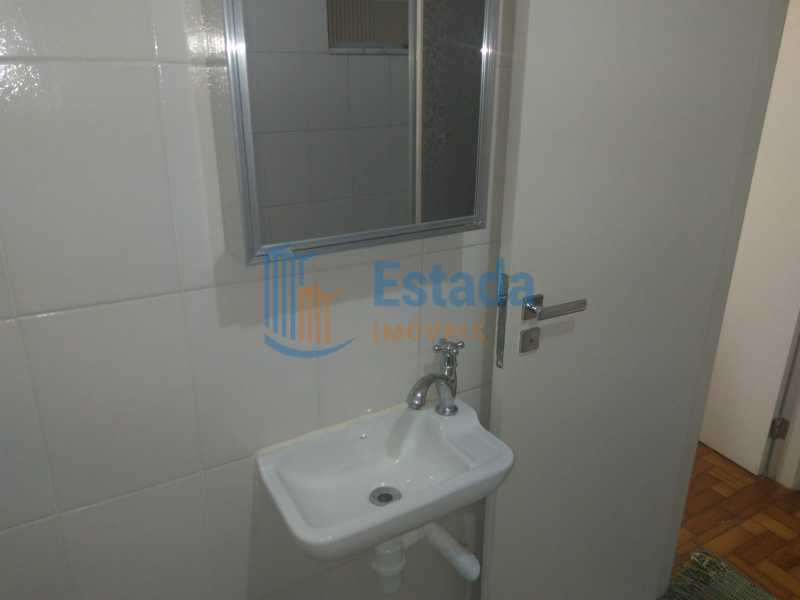 Banheiro Social - Apartamento 2 quartos à venda Copacabana, Rio de Janeiro - R$ 595.000 - ESAP20400 - 16