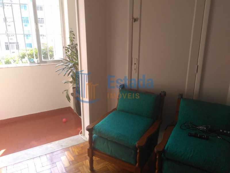 Primeiro Quarto - Apartamento 2 quartos à venda Copacabana, Rio de Janeiro - R$ 595.000 - ESAP20400 - 6