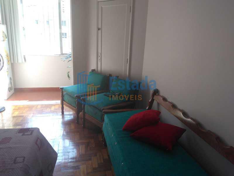 Primeiro Quarto - Apartamento 2 quartos à venda Copacabana, Rio de Janeiro - R$ 595.000 - ESAP20400 - 7