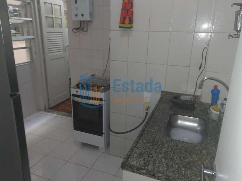 Cozinha - Apartamento 2 quartos à venda Copacabana, Rio de Janeiro - R$ 595.000 - ESAP20400 - 20