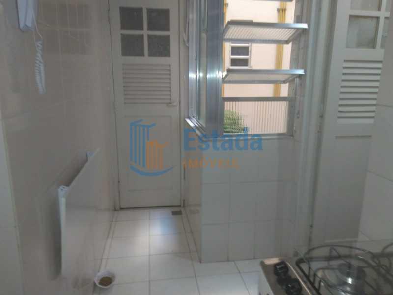 Cozinha - Apartamento 2 quartos à venda Copacabana, Rio de Janeiro - R$ 595.000 - ESAP20400 - 21