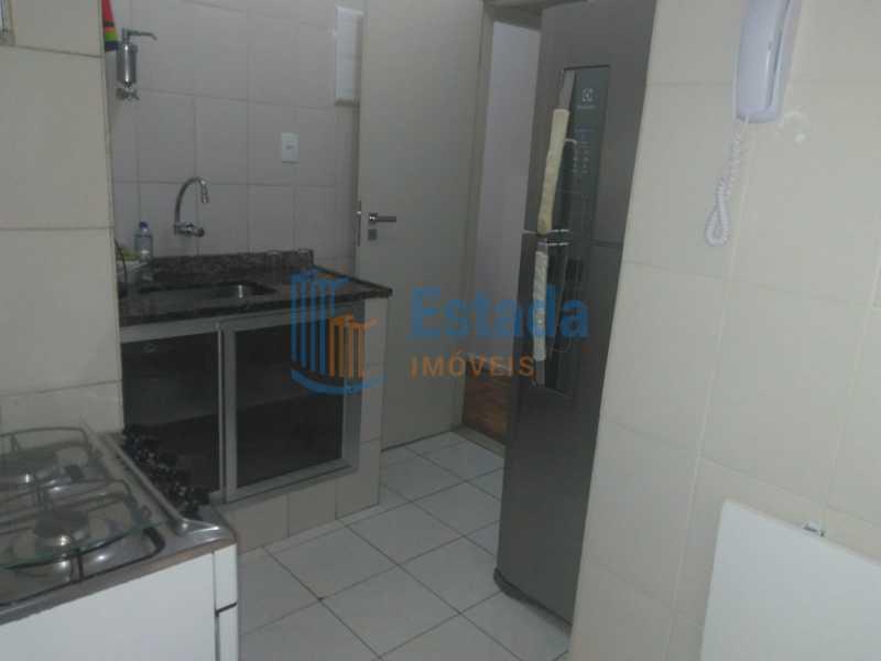 Cozinha - Apartamento 2 quartos à venda Copacabana, Rio de Janeiro - R$ 595.000 - ESAP20400 - 23