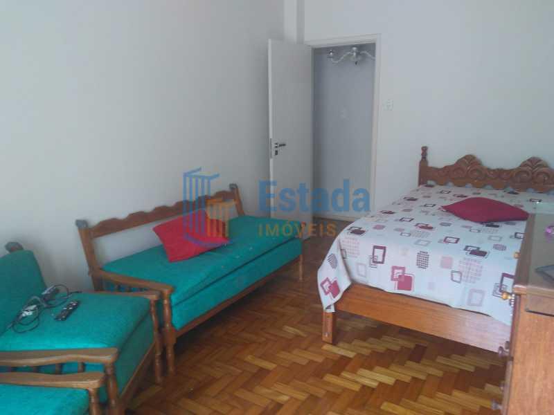 Primeiro Quarto - Apartamento 2 quartos à venda Copacabana, Rio de Janeiro - R$ 595.000 - ESAP20400 - 10