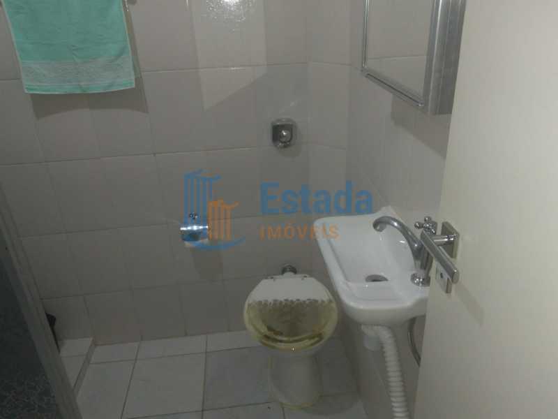 Banheiro Social - Apartamento 2 quartos à venda Copacabana, Rio de Janeiro - R$ 595.000 - ESAP20400 - 17