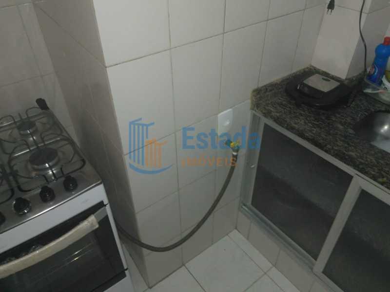 Cozinha - Apartamento 2 quartos à venda Copacabana, Rio de Janeiro - R$ 595.000 - ESAP20400 - 24
