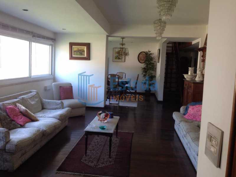 763ac8e6-e505-4990-b9cc-400c78 - Apartamento 4 quartos à venda Leblon, Rio de Janeiro - R$ 6.500.000 - ESAP40090 - 3