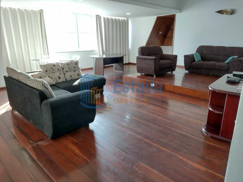 av1 - Cobertura 5 quartos à venda Copacabana, Rio de Janeiro - R$ 1.700.000 - ESCO50003 - 1