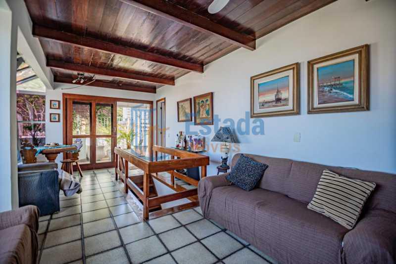 1 - Cobertura 4 quartos à venda Leblon, Rio de Janeiro - R$ 9.500.000 - ESCO40010 - 5