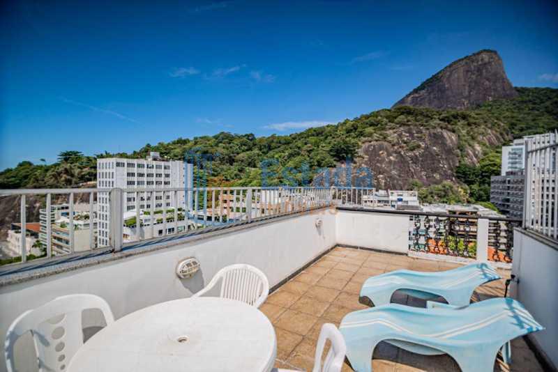 9 - Cobertura 4 quartos à venda Leblon, Rio de Janeiro - R$ 9.500.000 - ESCO40010 - 1