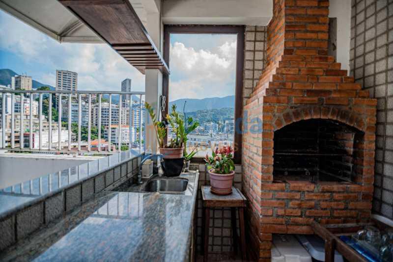 10 - Cobertura 4 quartos à venda Leblon, Rio de Janeiro - R$ 9.500.000 - ESCO40010 - 12