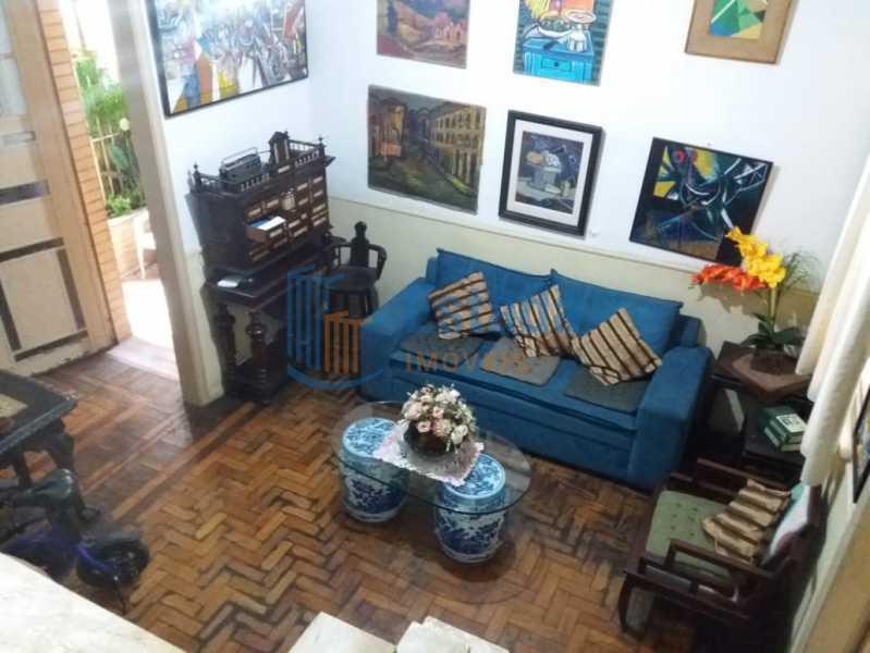 bf583d45-fd7b-483d-989a-442854 - Casa de Vila 4 quartos à venda Copacabana, Rio de Janeiro - R$ 1.400.000 - ESCV40003 - 1