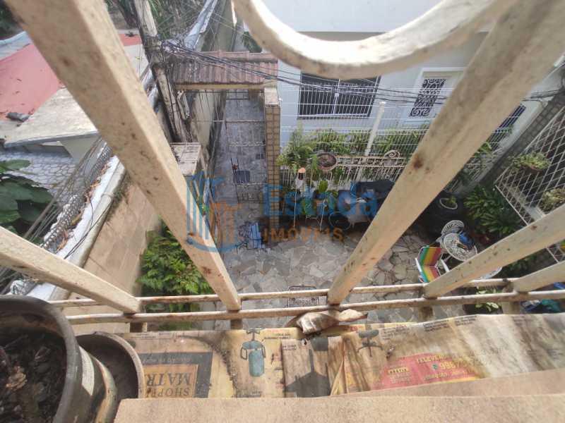 5 - Casa de Vila 2 quartos à venda Copacabana, Rio de Janeiro - R$ 650.000 - ESCV20002 - 1