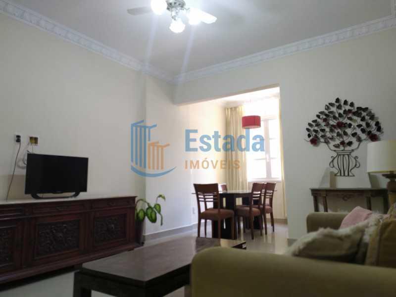 sala - Apartamento 2 quartos para venda e aluguel Copacabana, Rio de Janeiro - R$ 880.000 - ESAP20457 - 3