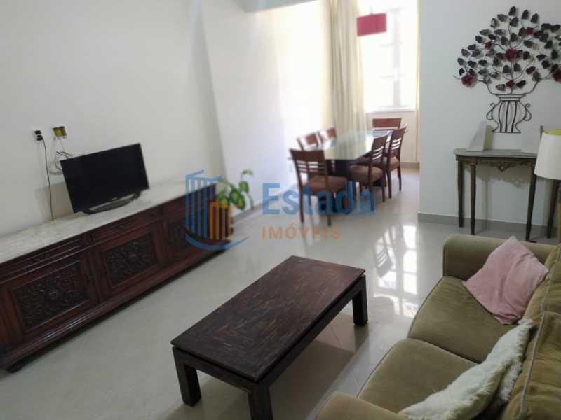 sala  - Apartamento 2 quartos para venda e aluguel Copacabana, Rio de Janeiro - R$ 880.000 - ESAP20457 - 4