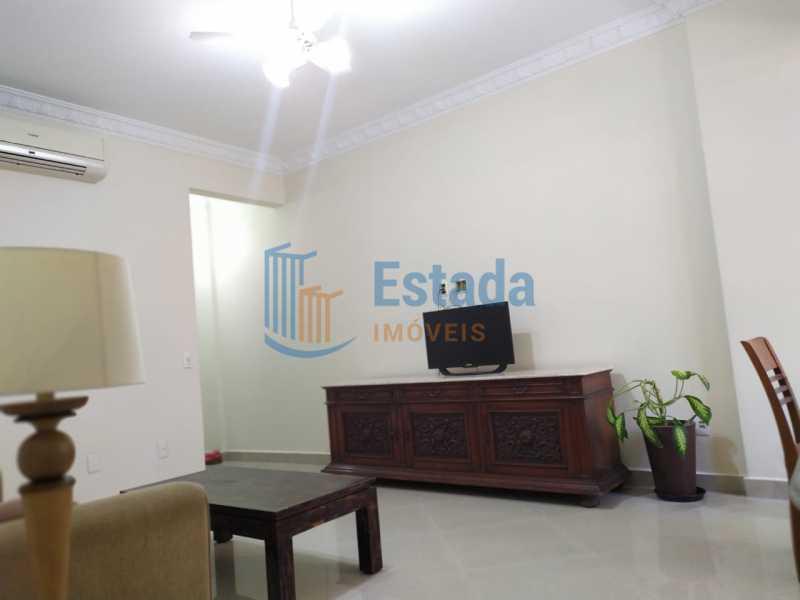sala  - Apartamento 2 quartos para venda e aluguel Copacabana, Rio de Janeiro - R$ 880.000 - ESAP20457 - 7