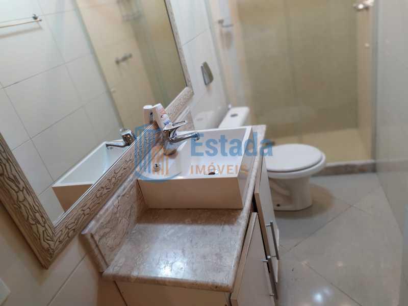 banheiro social  - Apartamento 2 quartos para venda e aluguel Copacabana, Rio de Janeiro - R$ 880.000 - ESAP20457 - 8