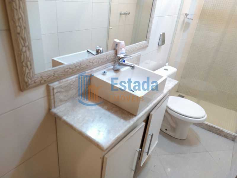 suite  - Apartamento 2 quartos para venda e aluguel Copacabana, Rio de Janeiro - R$ 880.000 - ESAP20457 - 9