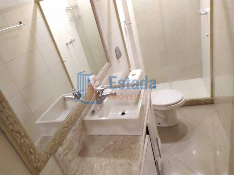 suite  - Apartamento 2 quartos para venda e aluguel Copacabana, Rio de Janeiro - R$ 880.000 - ESAP20457 - 11