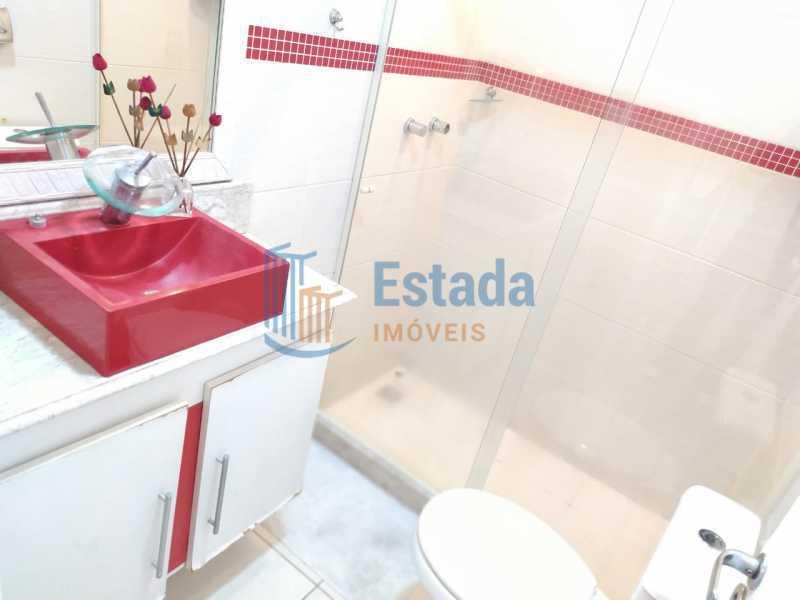 banheiro social  - Apartamento 2 quartos para venda e aluguel Copacabana, Rio de Janeiro - R$ 880.000 - ESAP20457 - 20