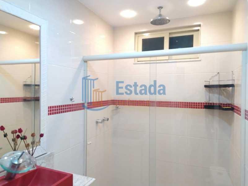 banheiro social  - Apartamento 2 quartos para venda e aluguel Copacabana, Rio de Janeiro - R$ 880.000 - ESAP20457 - 21