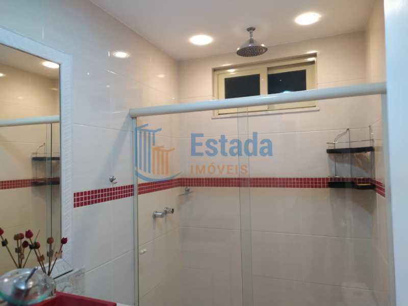 banheiro social  - Apartamento 2 quartos para venda e aluguel Copacabana, Rio de Janeiro - R$ 880.000 - ESAP20457 - 22