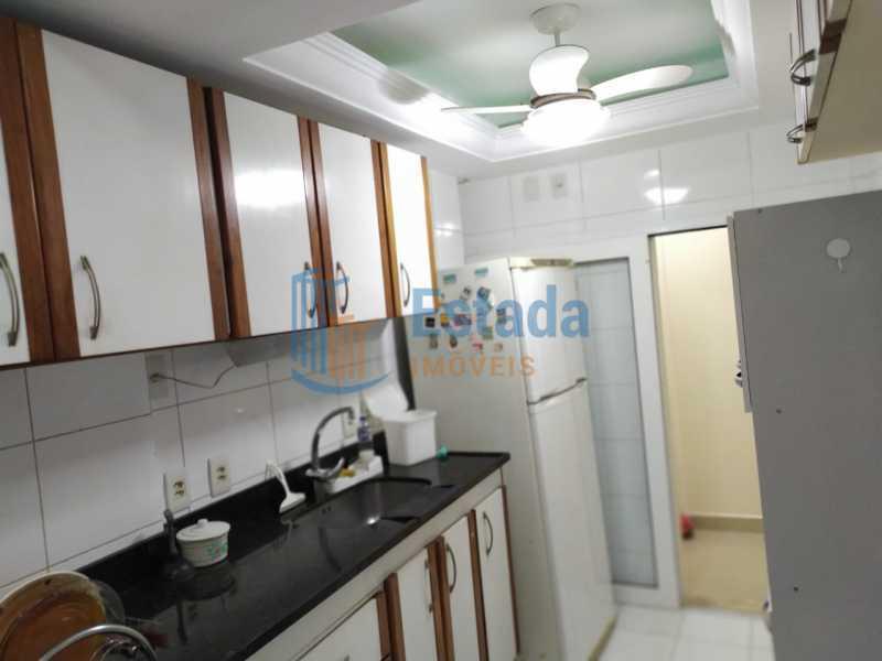 cozinha  - Apartamento 2 quartos para venda e aluguel Copacabana, Rio de Janeiro - R$ 880.000 - ESAP20457 - 24