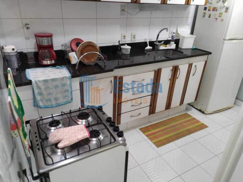 cozinha - Apartamento 2 quartos para venda e aluguel Copacabana, Rio de Janeiro - R$ 880.000 - ESAP20457 - 25