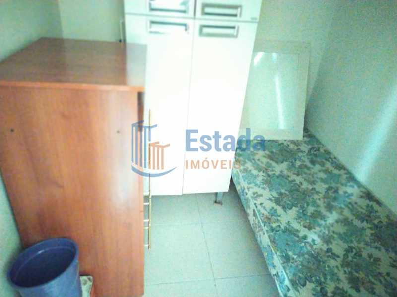 quarto da dependência - Apartamento 2 quartos para venda e aluguel Copacabana, Rio de Janeiro - R$ 880.000 - ESAP20457 - 26