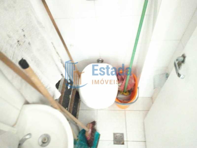 banheiro de serviço  - Apartamento 2 quartos para venda e aluguel Copacabana, Rio de Janeiro - R$ 880.000 - ESAP20457 - 27