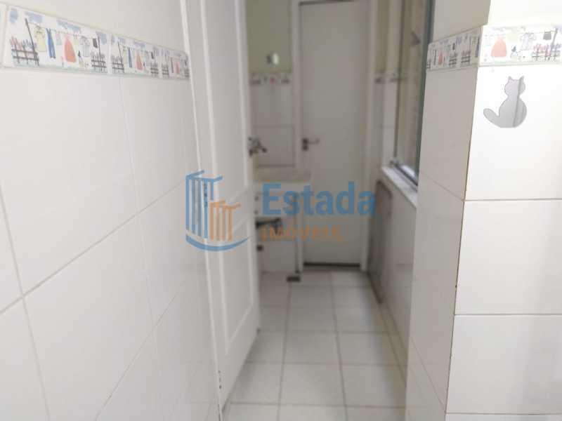 área de serviço  - Apartamento 2 quartos para venda e aluguel Copacabana, Rio de Janeiro - R$ 880.000 - ESAP20457 - 28
