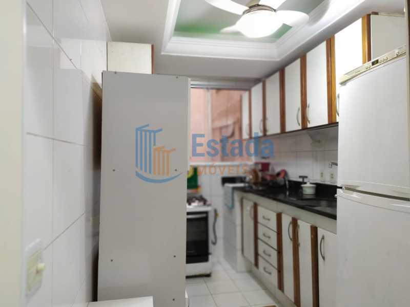 cozinha  - Apartamento 2 quartos para venda e aluguel Copacabana, Rio de Janeiro - R$ 880.000 - ESAP20457 - 29