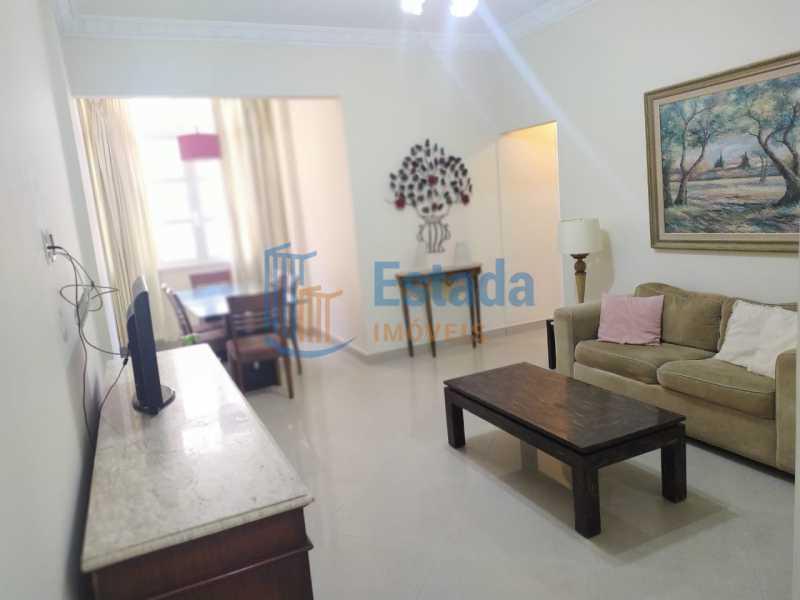 sala  - Apartamento 2 quartos para venda e aluguel Copacabana, Rio de Janeiro - R$ 880.000 - ESAP20457 - 1