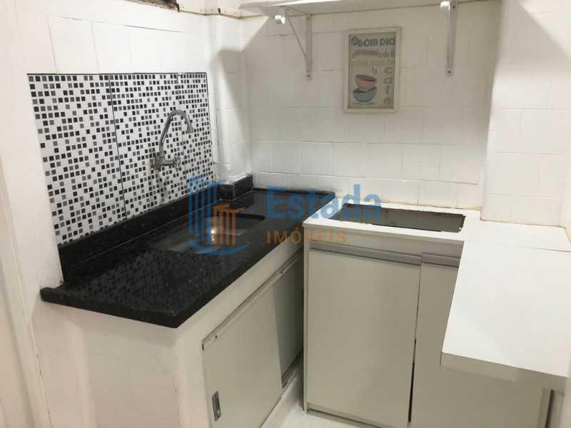 cozinha  - Kitnet/Conjugado 20m² para alugar Copacabana, Rio de Janeiro - R$ 1.000 - ESKI10090 - 13