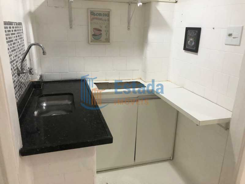 cozinha  - Kitnet/Conjugado 20m² para alugar Copacabana, Rio de Janeiro - R$ 1.000 - ESKI10090 - 12