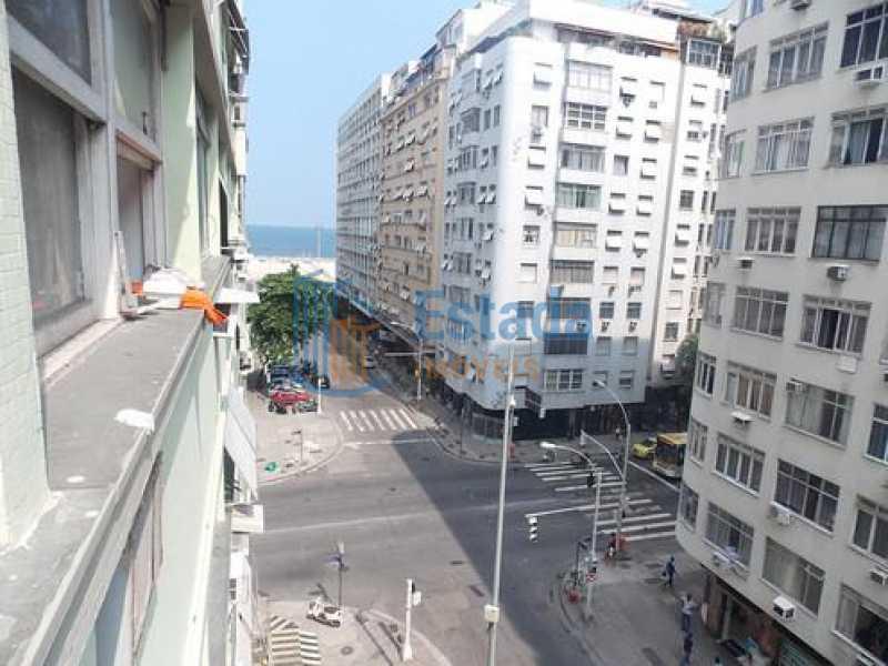 1 - Apartamento à venda Copacabana, Rio de Janeiro - R$ 430.000 - ESAP00072 - 1