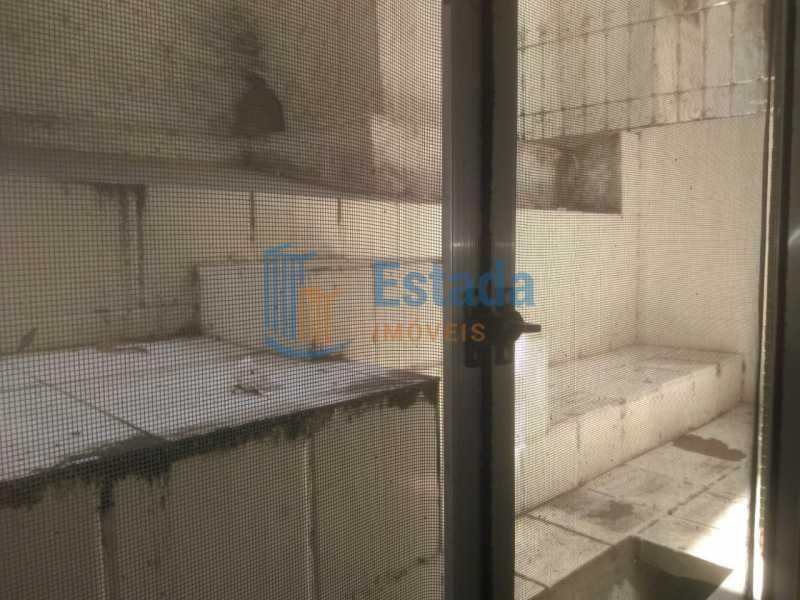 vista da janela da sala - Apartamento À Venda - Copacabana - Rio de Janeiro - RJ - ESAP10249 - 28