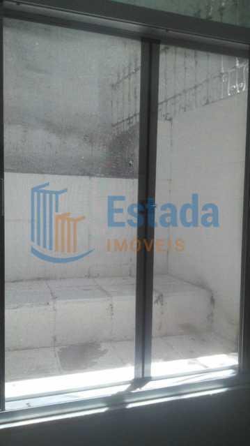 vista da janela da sala - Apartamento À Venda - Copacabana - Rio de Janeiro - RJ - ESAP10249 - 29