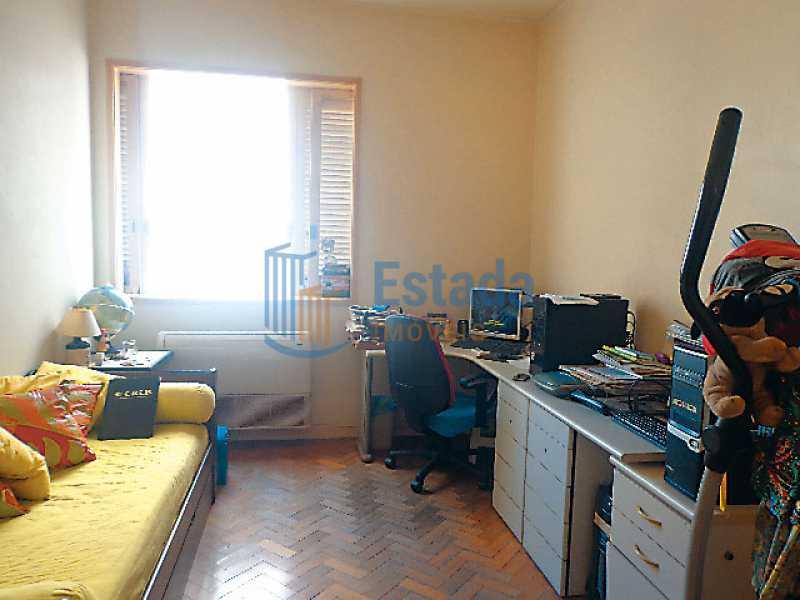 9 - Quarto 3º - Apartamento À Venda - Copacabana - Rio de Janeiro - RJ - ESAP30198 - 10