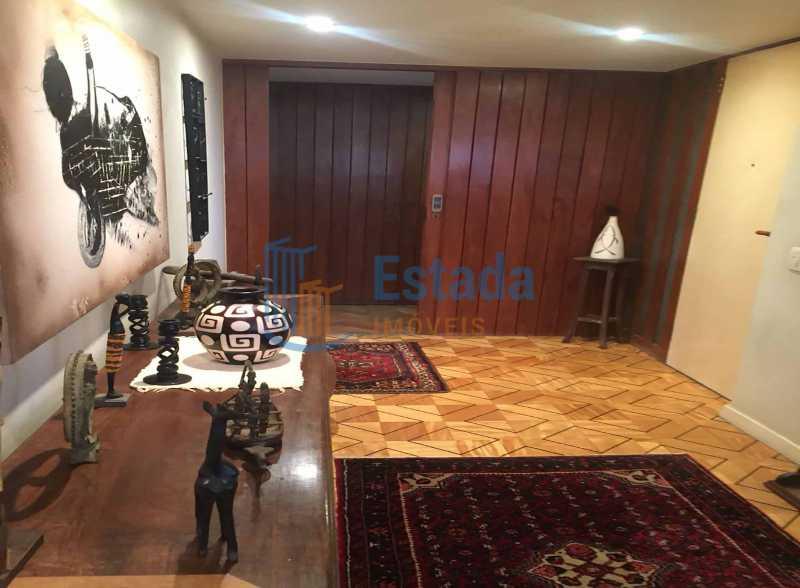 10 - Hall entrada - paisagem - Apartamento À Venda - Copacabana - Rio de Janeiro - RJ - ESAP30198 - 6