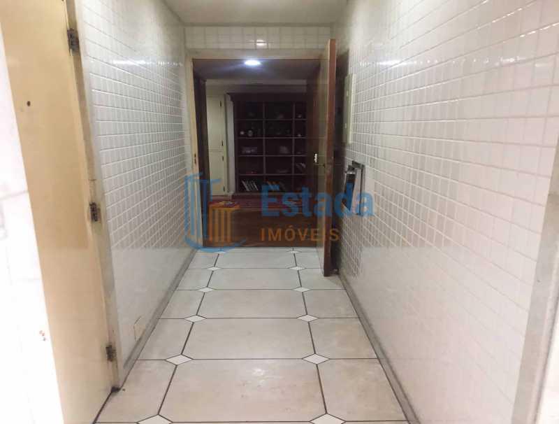 13 - Corredde serviço - paisa - Apartamento À Venda - Copacabana - Rio de Janeiro - RJ - ESAP30198 - 11