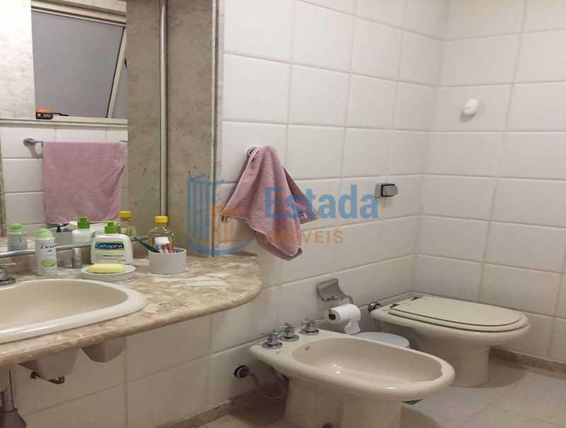 14 - Banheiro suíte - paisage - Apartamento À Venda - Copacabana - Rio de Janeiro - RJ - ESAP30198 - 19