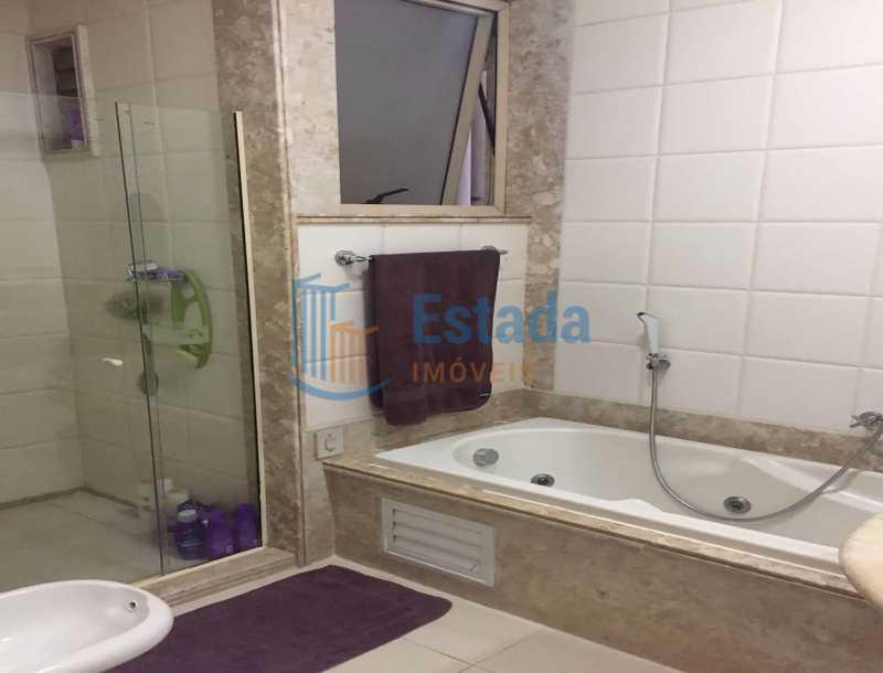 18 - 2º Banheiro 2 - paisagem - Apartamento À Venda - Copacabana - Rio de Janeiro - RJ - ESAP30198 - 18