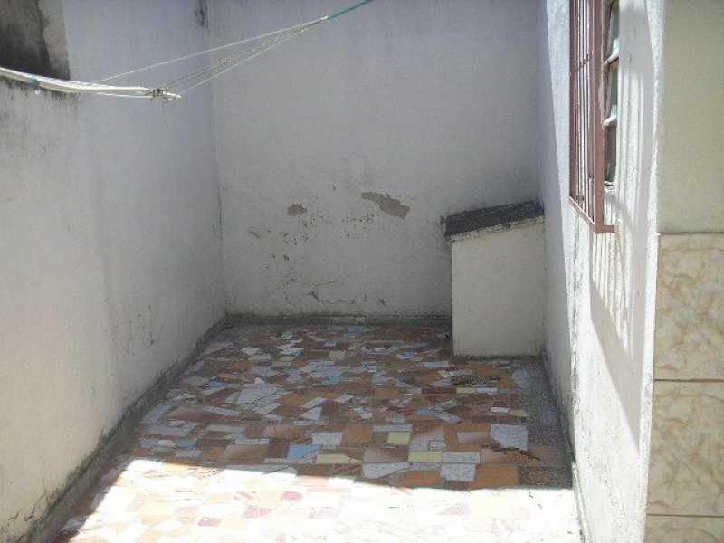Quintal - Casa Para Alugar - Rocha - São Gonçalo - RJ - CECA10001 - 11