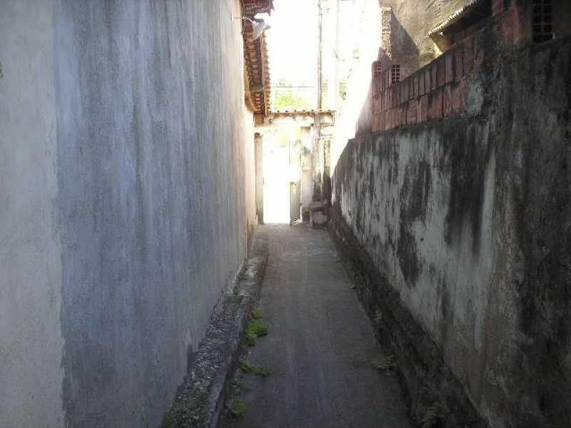 Quintal - Casa Para Alugar - Rocha - São Gonçalo - RJ - CECA10001 - 10